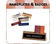 Name Plates & Badges