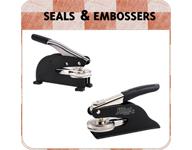 Seals & Embossers