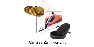 Notary Merchandise and Accessories