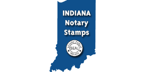 Indiana Notary Stamps