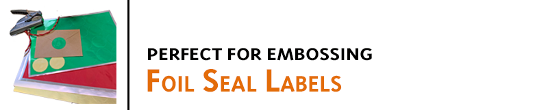 Foil Seal Labels add a professional and official touch to documents, awards, certificates and more. Emboss your seal for even greater impact. Buy in 4 colors.