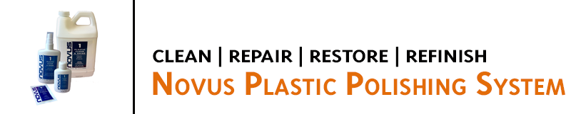 Novus Plastic Cleaner