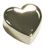 silver plated keepsake box, heart, personalized, tropar, airflyte, gifts, engraved products