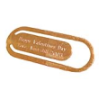 47515 - PK91 - 47515 PK91 - Gold Plated Bookmark