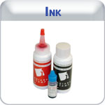 Indiana Stamp carries many types of ink for any marking purpose. Email sales@indianastamp.com with questions.