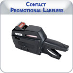 Promotional Contact Labelers