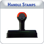 Handle Stamps