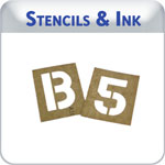Stencil Ink & Products