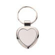 43670 - PK10 - 43670 PK10 - 1-1/4 x 2-1/2 Heart-Shaped Key Chain