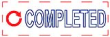Low cost stock message stamps. APPROVED,COMPLETED,CONFIDENTIAL,COPY,DRAFT,E-MAILED,FAXED,FILE,FILE COPY,FOR DEPOSIT ONLY,MAILED,ORIGINAL,PAID,PAST DUE,POSTED,RECEIVED,REVISED,SCANNED,VOID