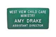 High quality, durable custom engraved name badges from Indiana Stamp are available in several size,background and font style combinations. sales@indianastamp.com