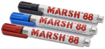 Indiana Stamp sells Marsh brand products, including M88 Industrial Dye Type Markers.
