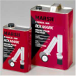Marsh Rolmark Stencil Ink,Waterproof, permanent, fast-drying, any porous and non-porous surface, Meets Government Spec CID A-A-208B, Marsh, M S S C LLC, MSSC LLC