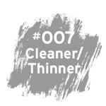 #007 Cleaner/Thinner
