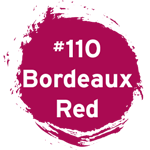 #110 Bordeaux Red Ink
