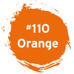 #110 Orange Ink