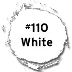 #110 White Ink