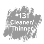 #131 Cleaner/Thinner