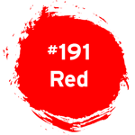 #191 Red