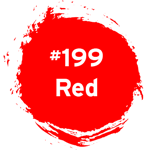 #199 Red