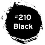 #210 Black