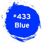 #433 Blue