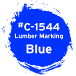Lumber Marking Ink Blue