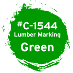 Lumber Marking Ink Green