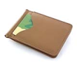 Engravable genuine leather wallets are available at Indiana Stamp in Fort Wayne, Indiana.