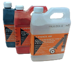 Marsh 'K' Stencil Ink is used for making permanent and waterproof marks / prints on porous surfaces like paper, cardboard, wood, cartons and more.