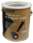 "Marsh Mark Over Inks cover old marks on cartons, ""refreshing"" them for re-use. Saves money and materials! Apply W15 with paintbrush or roller. Buy online!"