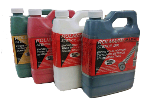 Choose Marsh Rolmark Stenciling Ink for permanent, waterproof, fast drying marks. Good for most all surfaces. Use in fountain rollers & brushes or roller & pad.