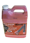Choose Marsh Red Rolmark Stenciling Ink for permanent, waterproof, fast drying marks. Good for most all surfaces. Use in fountain rollers & brushes or roller & pad.