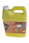 Choose Marsh Yellow Rolmark Stenciling Ink for permanent, waterproof, fast drying marks. Good for most all surfaces. Use in fountain rollers & brushes or roller & pad.