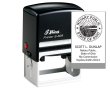 Indiana Stamp sells many notary products, including custom self-inking stamps with seals, at competitive prices.