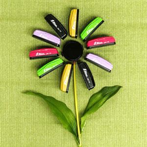 Shiny Lite LI-110 Pocket Stamps Color