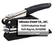 Indiana Stamp sells a full line of Shiny Embossers with a variety of shapes and sizes for seals.
