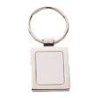 "43680 - PK14 - 43680 PK14 - 1-1/8"" x 2-3/4"" Rectangular Key Chain"